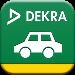 Die Dekra App listet zu Fahrzeugen häufige Mängel auf.