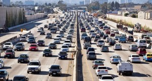 Wenn Wetter und Verkehr es zulassen, sollte man auf der Autobahn schneller als 60km/h fahren.